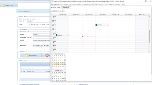 customer-appointment-portal-nubitel